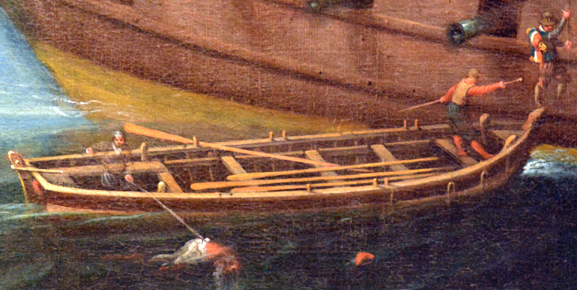 18th Century Bateau